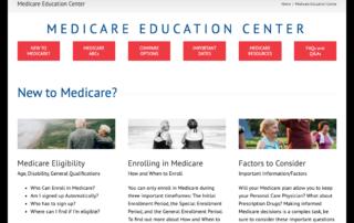 medicare educational center