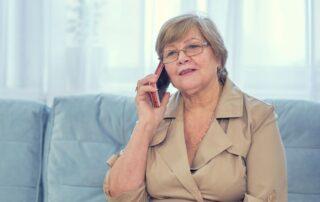 Medicare Beneficiary calling Medicare Helpline